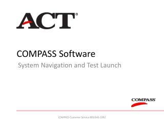 COMPASS Software