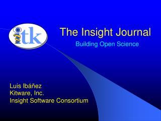 Building Open Science