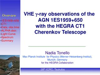 VHE  g -ray observations of the AGN 1ES1959+650 with the HEGRA CT1 Cherenkov Telescope