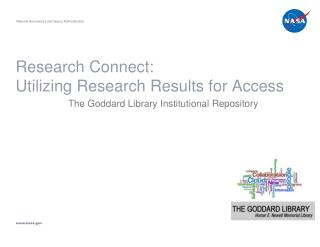 Research Connect: Utilizing Research Results for Access