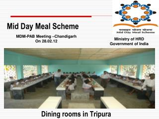 Dining rooms in Tripura
