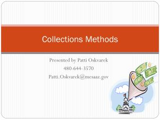 Collections Methods