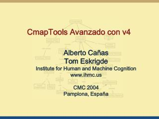 CmapTools Avanzado con v4