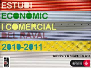 Barcelona, 6 de novembre de 2012