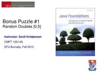 Bonus Puzzle #1 Random Doubles [0,5]
