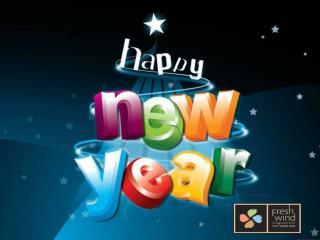 ПРОГРАММА «Новогодние каникулы» в отеле  «Свежий ветер» 30.12.2010 - 2.01.2011