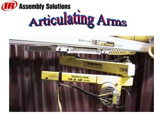 Articulating Arms