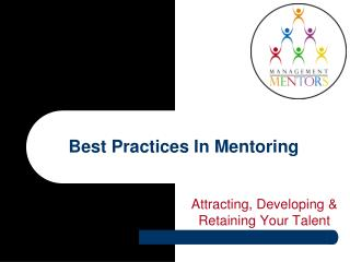 Best Practices In Mentoring