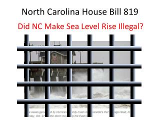 North Carolina House Bill 819