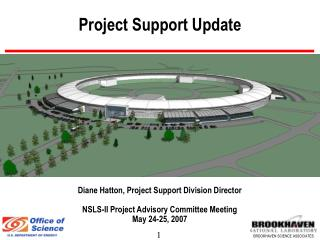 Project Support Update