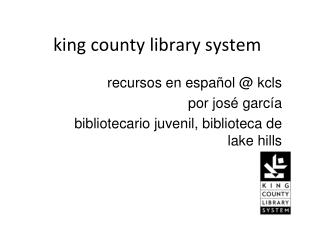 king county library system