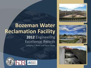 Bozeman Water Reclamation Facility