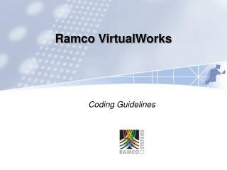 Ramco VirtualWorks