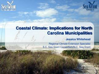 Coastal Climate: Implications for North Carolina Municipalities
