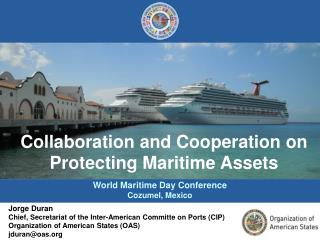 World Maritime Day Conference Cozumel, Mexico