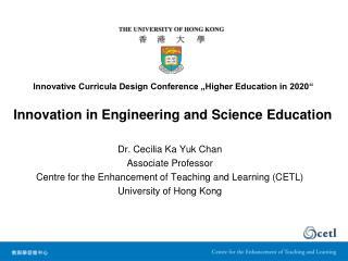 Dr. Cecilia Ka Yuk Chan Associate Professor