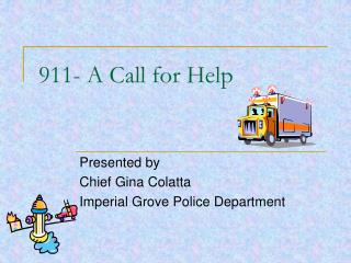 911- A Call for Help