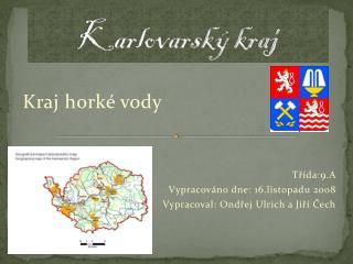 Karlovarsk� kraj
