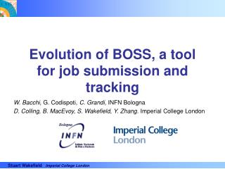 Evolution of BOSS, a tool for job submission and tracking