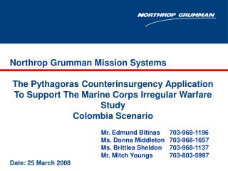 Northrop Grumman Mission Systems