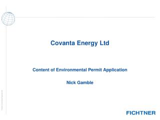 Covanta Energy Ltd