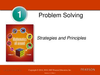 Strategies and Principles