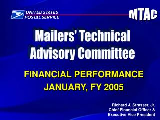 Mailers' Technical Advisory Committee