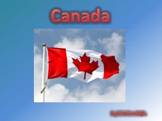Canada Ingrid Juhásová  8.A.