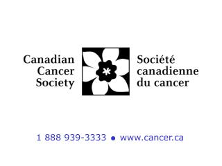 1 888 939-3333   cancer