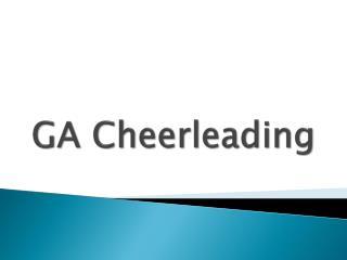 GA Cheerleading