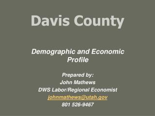 Davis County