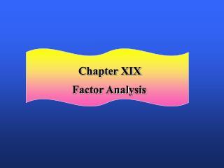 Chapter XIX