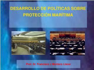 DESARROLLO DE POL TICAS SOBRE PROTECCI N MAR TIMA