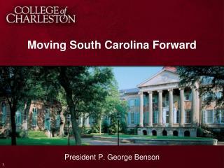 Moving South Carolina Forward