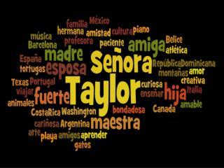 Course Expectations 2013-2014 Kathleen Taylor ktaylor@holmdelschools srataylorap.wordpress