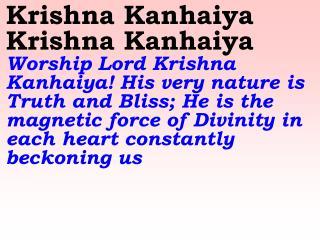 Old 655_New 777 Krishna Kanhaiya Krishna Kanhaiya