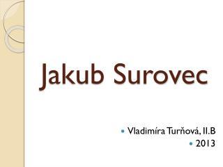 Jakub Surovec