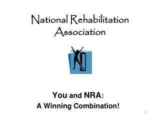 National Rehabilitation Association