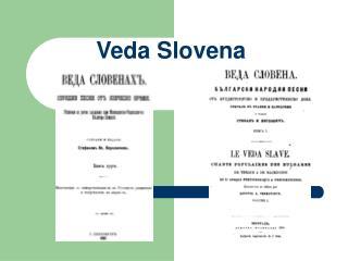 Veda Slovena