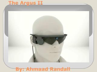 The Argus II