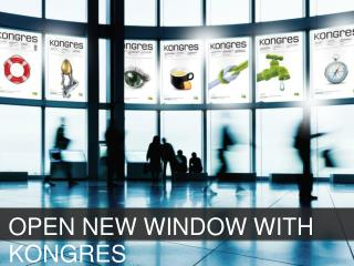 OPEN NEW WINDOW  WITH