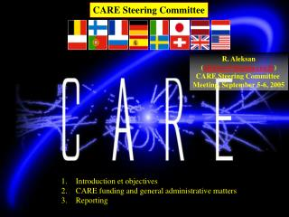 CARE Steering Committee