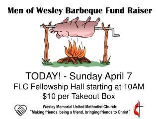 Wesley Memorial United Methodist Church: