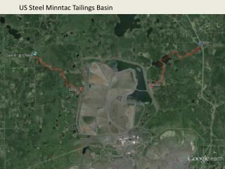 US Steel  Minntac  Tailings Basin