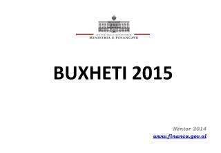 BUXHETI 2015