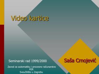 Video kartice