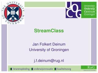 StreamClass