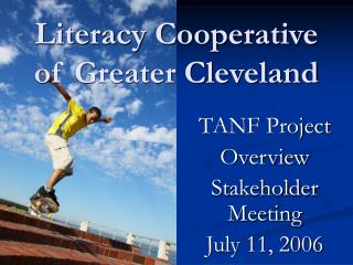 Literacy Cooperative of Greater Cleveland