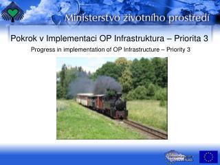 SMT OP Infrastruktura