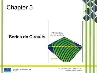 Series dc Circuits